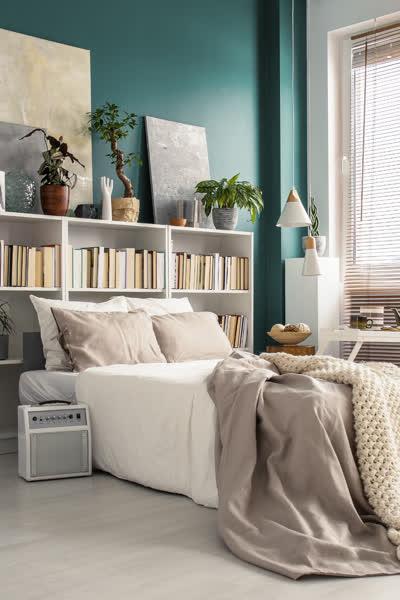 Schlafzimmer-Einrichtung: Diese 3 Fehler solltest du vermeiden - und so geht's besser!