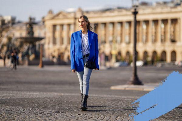Skinny Jeans sind out - es sei denn, du stylst sie 2021 genau SO