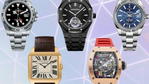 Das sind die beliebtesten Uhren des Jahres 2020