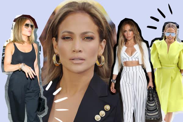 Jennifer Lopez: Auf diese 5 genialen Styling-Tricks schwört die Sängerin immer wieder - und sie sind so einfach nachzumachen!