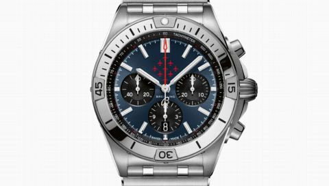 Breitling: Limited Edition mit der Royal Air Force