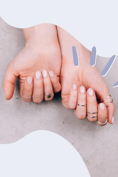 Nude-Nägel: Diese 7 Nageldesigns wirst du lieben, wenn du auf eine natürliche Maniküre und dezente Nagellacke stehst