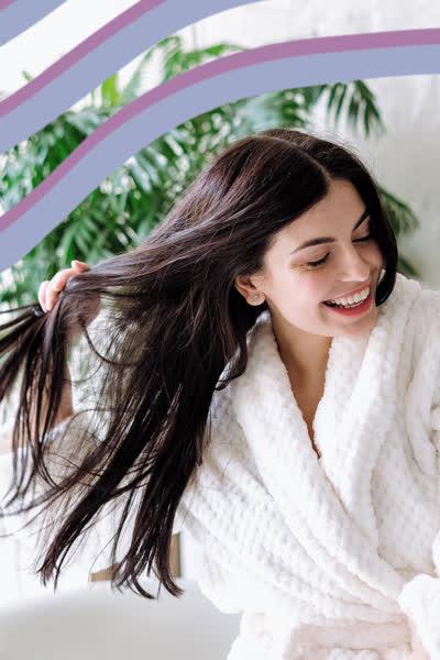 In vs. out: Diese 3 Haarpflege-Trends sind jetzt out - und so behalten wir unser glänzendes Haar auch im Herbst 2021