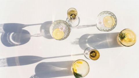Diese Weißwein-Cocktails sind DIE ideale Erfrischung an heißen Tagen