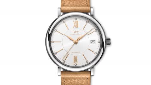 """IWC Schaffhausen X """"Net-a-Porter"""": Diese Uhrenkooperation ist das perfekte Geschenk für Ihre Liebste"""