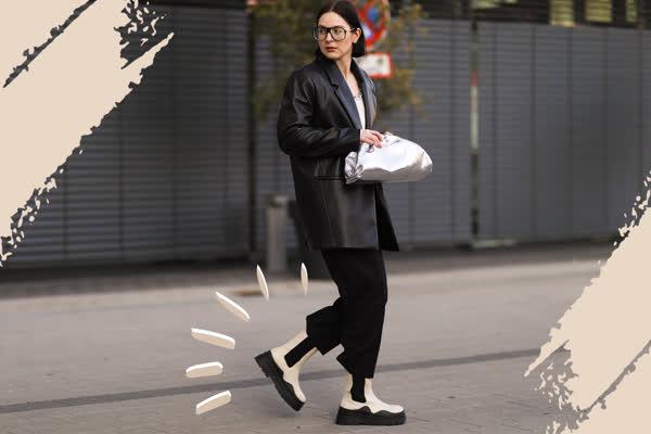 Chunky Boots: Die Stiefel von diesem High-Street-Label sehen aus wie vom Designer - und kosten unter 50 Euro