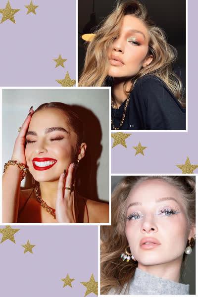 Glamouröse Festtage: 9 Make-up-Trends, die wir an Weihnachten und Silvester ausprobieren wollen