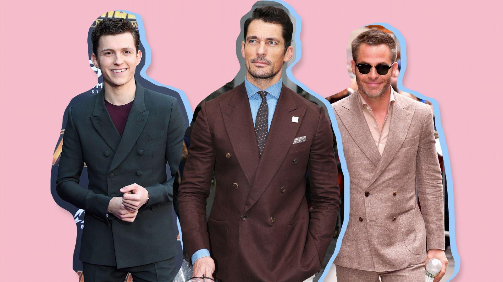Warum Sie jetzt einen Zweireiher brauchen und wie Sie den Anzug-Trend kombinieren