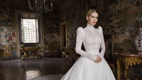 Lady Kitty Spencer: In diesen fünf (!) aufwändigen Hochzeitskleidern heiratete die Nichte von Prinzessin Diana