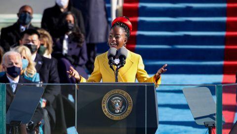 Amanda Gorman, Poetin der Amtseinführung von Joe Biden, über ihren  Vortrag, Vorbilder und VorgängerInnen