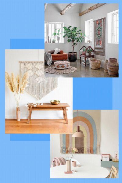Wandteppich: Warum der Deko-Klassiker in deinem Zuhause jetzt nicht fehlen darf -und wo du die schönsten Modelle shoppen kannst