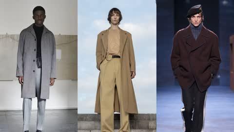 Mantel stylen: 3 Kombinationen, die Sie stilvoll durch die kalte Jahreszeit bringen