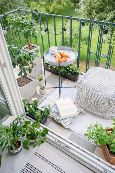 Balkon-Ideen: So machst du deinen Balkon bereit für den Sommer