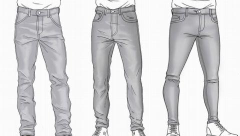 Der große GQ Jeans Guide