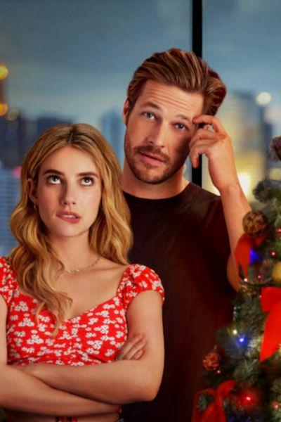 """In neuer Netflix-RomCom """"Holidate"""" sorgt Emma Roberts für Herzklopfen zur Weihnachtszeit"""