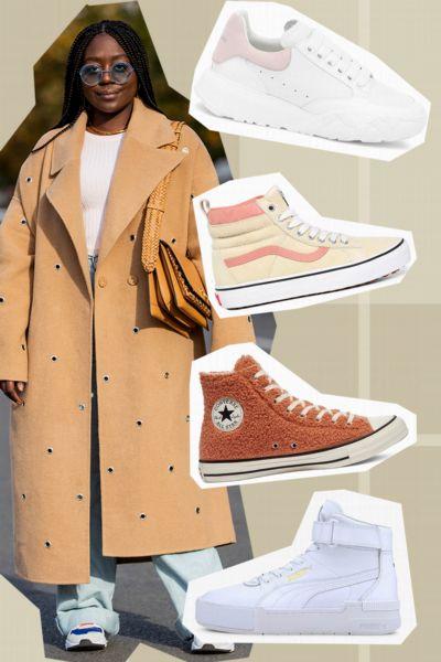 Winterfeste Sneaker: 12 coole Turnschuhe, die euch auch bei Minusgraden garantiert warm halten werden - ab 30 Euro geht's los!