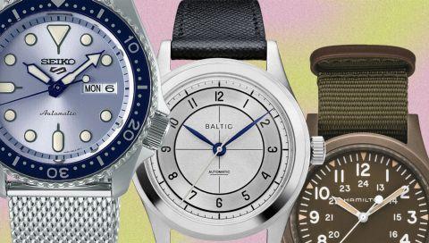 Unsere Top 10 der Uhren unter 500 Euro