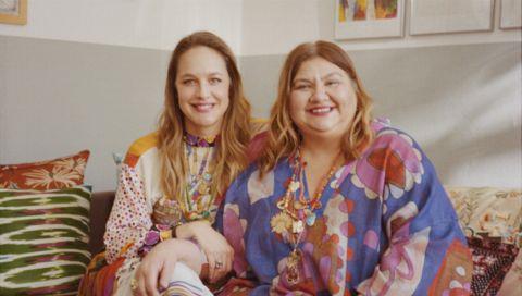 Modelabel gründen: Wie wird man eigentlich Modeunternehmerin? Rianna  Nina im Gespräch