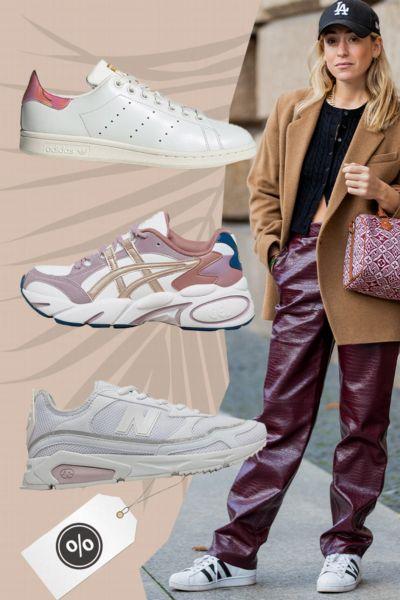Sneaker-Sale: 10 Trend-Turnschuhe von Adidas, New Balance, Nike und Co., die ihr jetzt mit Black-Friday-Rabatt kaufen könnt