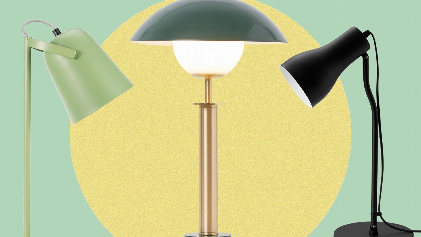 Die schönsten Schreibtischlampen für Ihr Homeoffice