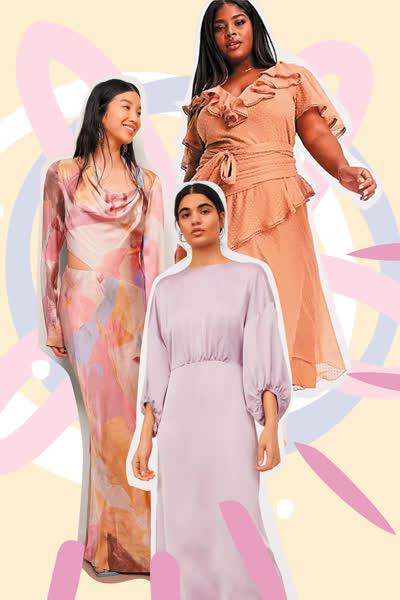Kleider für Hochzeitsgäste: 11 festliche Sommerkleider, die perfekt für besondere Anlässe sind - ab 40 Euro geht's los