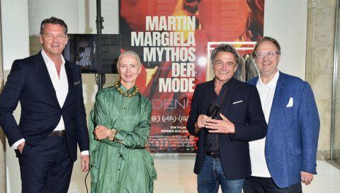 """""""Martin Margiela - Mythos der Mode"""" - das Private Screening in München"""