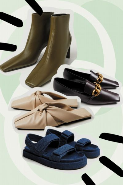 Mango hat gerade die coolsten Schuhe für unter 100 Euro im Sortiment - diese 10 würden unsere Moderedakteure kaufen