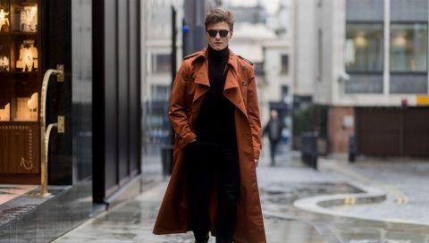 Trenchcoat: Wenn Sie im Herbst nur einen Mantel tragen wollen, ist das hier der richtige