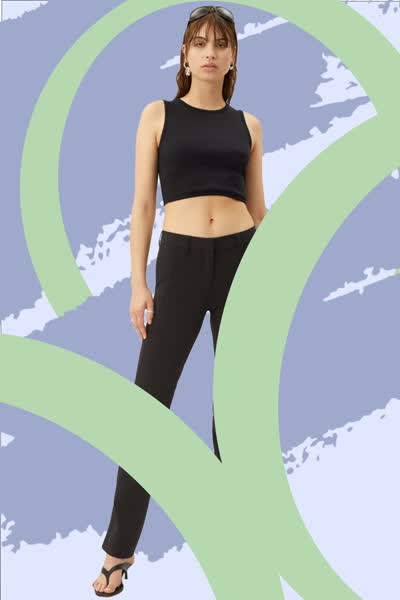 """Perfekte Leggings-Alternative: Dieses Modell schmeichelt jeder Figur, sieht aus wie eine """"richtige"""" Hose und ist SUPER bequem - für nur 45 Euro"""