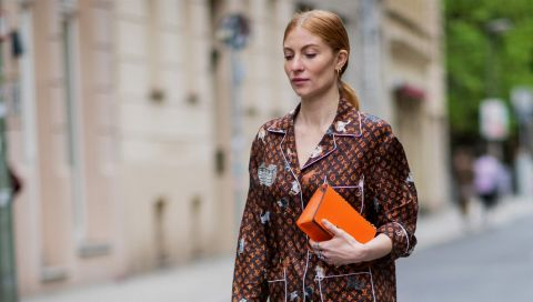 Der Pyjama ist die perfekte (Home-)Office-Uniform: 13 Modelle, mit denen Sie lässig von zu Hause aus arbeiten können