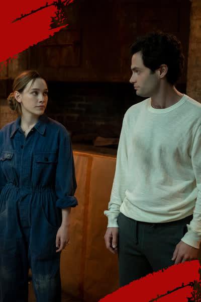 """""""You"""" Staffel 3 & Co.: Das sind die Netflix-Neuheiten im Oktober 2021"""
