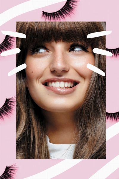 Lange Wimpern: Diese neue Magnet-Mascara wird gerade total gehyped und ist eine kleine Revolution