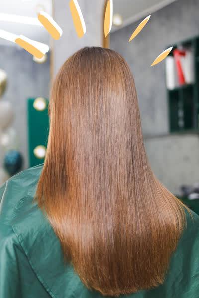 Aufgepasst! Hier verrät die Hair-Stylistin von Kendall Jenner und Hailey Bieber, wie du den ultimativen Glanz für dein Haar bekommst
