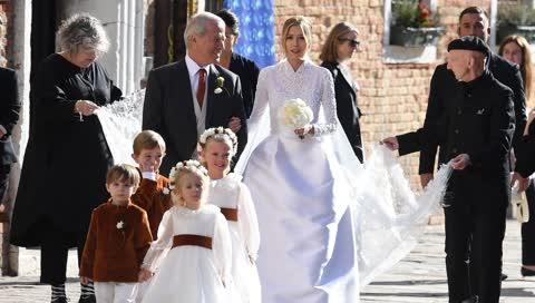 LVMH-Sohn Alexandre Arnault heiratet in Venedig vor den Augen von Beyoncé und Jay-Z