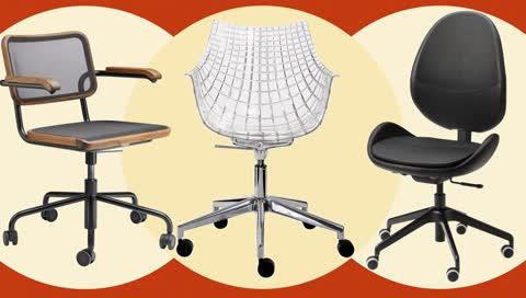 Die coolsten Bürostühle für Ihr Homeoffice