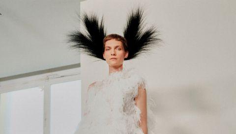Die schönsten Brautkleider vom Laufsteg