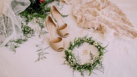 Brautschuhe: Die schönsten Modelle von flach bis hoch