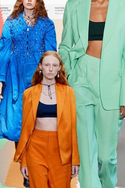 Trendfarben Frühjahr/Sommer 2021: Diese 15 Farben sind jetzt angesagt - und so trägt man sie