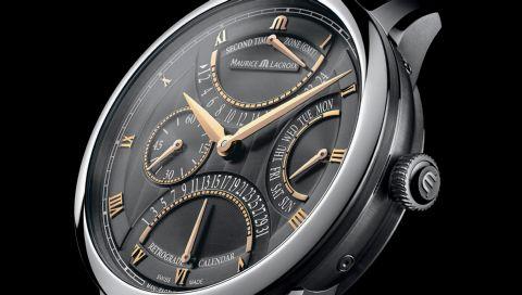 Maurice Lacroix: Schweizer Uhrenhaus veröffentlicht Masterpiece Triple Rétrograde