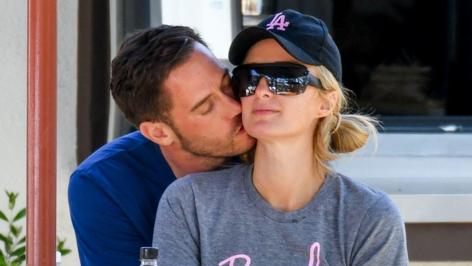 Paris Hilton ist (wieder) verlobt