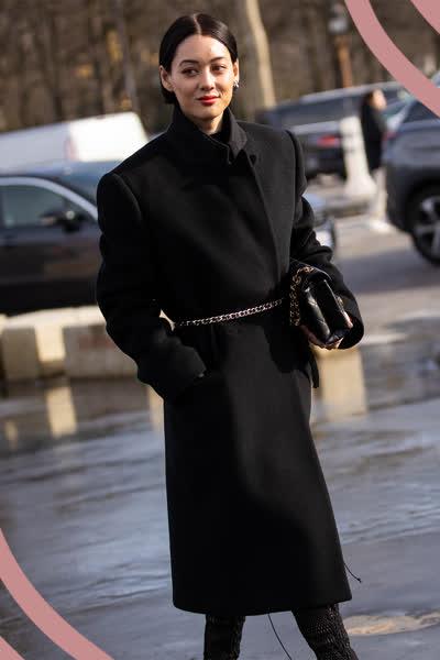 Schwarze Mäntel: Die schönsten Coat-Klassiker ab 60 Euro, die zu wirklich jedem Look passen - und du garantiert ewig tragen wirst