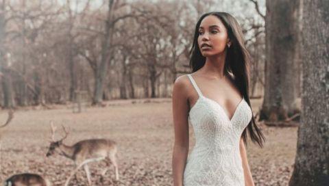 Brautmode von Disney: Für alle Bräute, die sich wie Cinderella, Belle oder Jasmine fühlen wollen