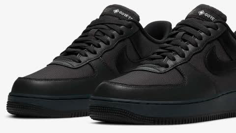 Nike Air Force 1 GTX: Dieser Sneaker ist gegen jedes Wetter gewappnet