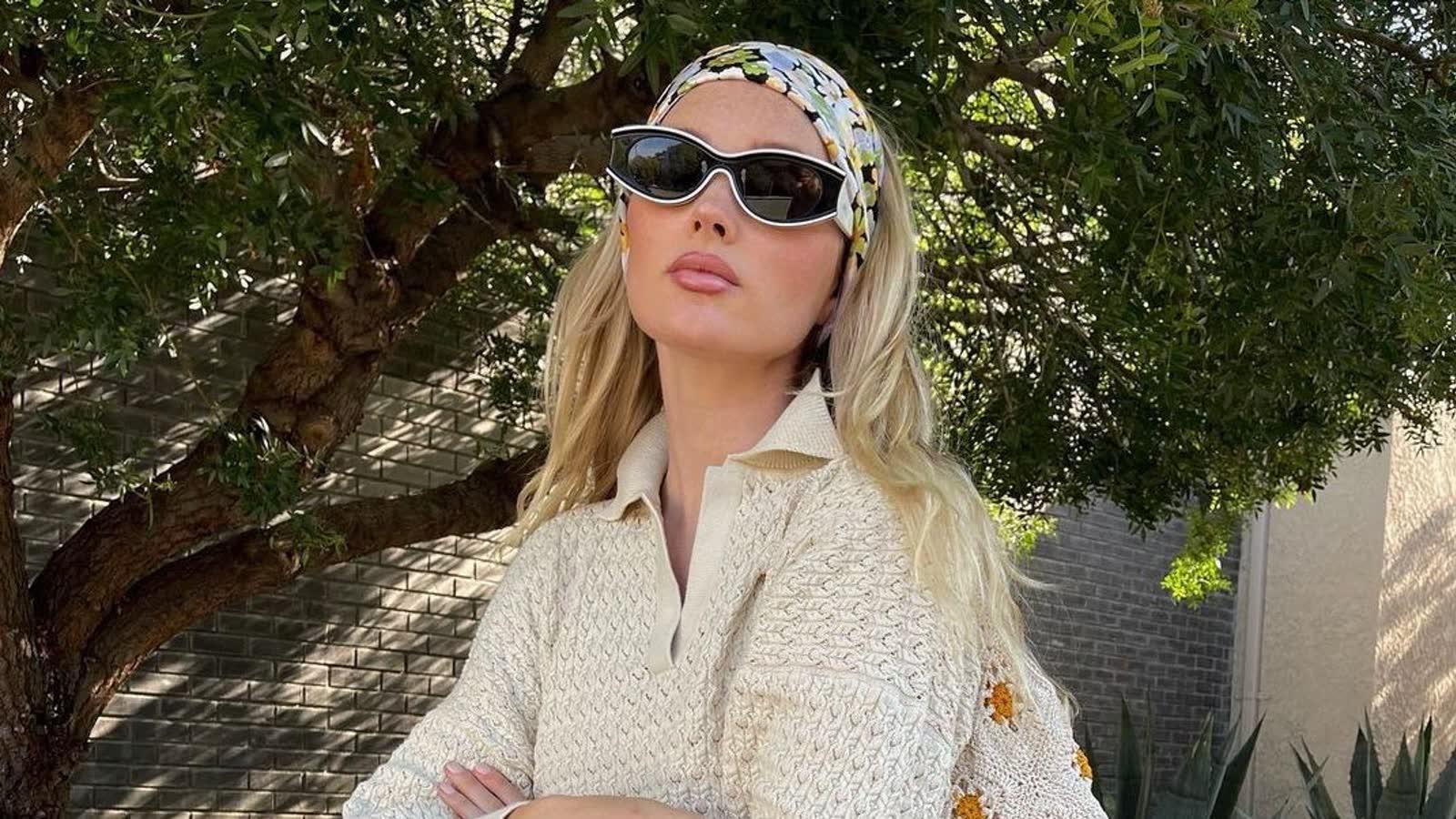 Elsa Hosk beweist, mehr ist mehr! Diesen Sommer tragen wir Crochet - und zwar head-to-toe