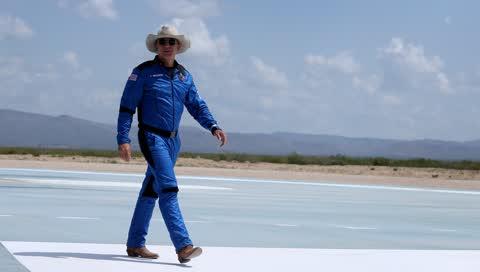 Jeff Bezos' neueste Anschaffung erfüllt den Traum eines jeden Kindes