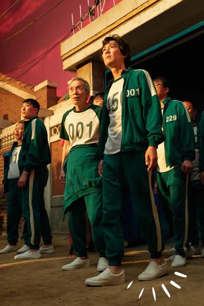 """""""Squid Game""""-Modetrend: Dank der gehypten Netflix-Serie sind DIESE Sneaker wieder zurück - und das Internet flippt aus"""