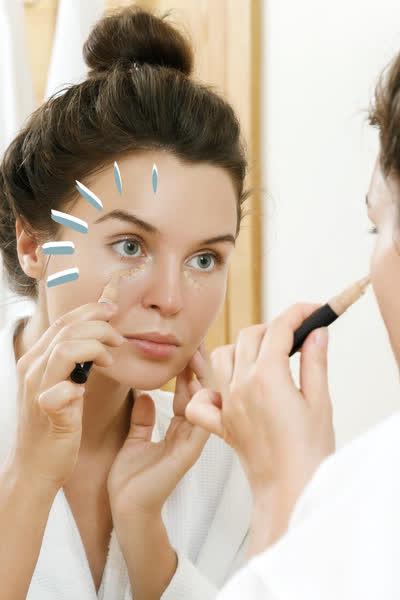 Bester Concealer 2021: Augenringe, Pickel und Co. abdecken - mit diesen Produkten klappt's