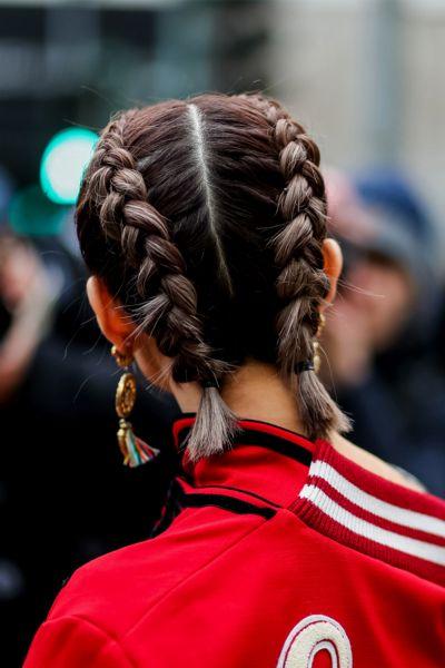 Die 5 schönsten Flechtfrisuren für kurzes Haar zum Nachmachen
