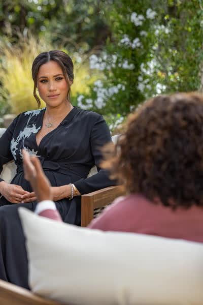 Geheime Hochzeit & Co.: Die 8 überraschendsten Aussagen von Meghan und Harry beim großen Oprah-Interview