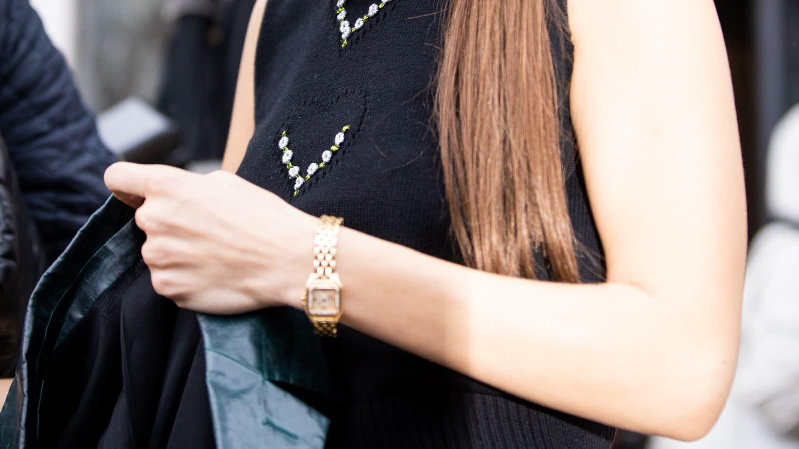 Wie gestaltet man eine Luxusuhr? Im Gespräch mit Marie-Laure Cérède von Cartier